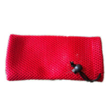 2 Sun Glasses Pouch Shades Specs Bag Drawstring Wallet Phone Aid Jewelery FO