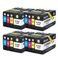 4Set 16 Ink 950XL 951XL Ink Cartridge NONOEM for HP Officejet Pro 8100 8600 8615