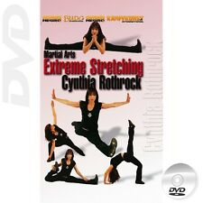 DVD Martial Arts Extreme Stretching