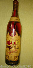 alte Flasche Dujardin Imperial- Reicher alter Weinbrand 38 v. ANNO 1810 Rarität