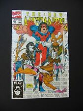 New Mutants #100 NM-  3rd Print  1991 High Grade Marvel Book