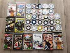 Sony PSP Spielesammlung Konvolut