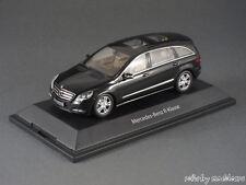 1/43 Minichamps Mercedes Benz R-Klasse W251 2010 Obsidianschwarz metallic 140094