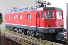 Lemke Kato N-scale  SBB/CFF/FFS Re 6/6 Red