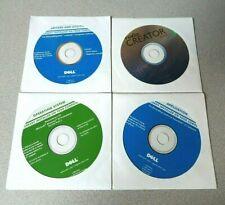 Dell Lattitude Reinstallation CD Windows XP Pro SP2, CyberLink Power DVD