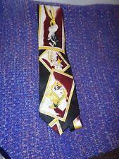 Tino Paradise Italy Looney Tunes Silk Tie