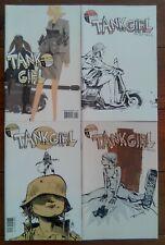 TANK GIRL: THE GIFTING 1-4 (OF 4), IDW PUBLISHING, 2007, FN
