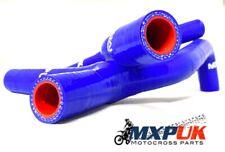 KTM 85SX 2012 BLUE SILCONE HOSE KIT 2012  HOSES KTM 85 SX 85SX KTM85 (464)