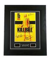 KILL BILL SIGNED Preprint ORIGINAL KILL BILL Film Cell MOVIE MEMORABILIA GIFTS