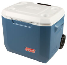 Coleman Xtreme Passive 47L Cooler Picnic Party Drinks Summer Ice Box Pack Wheels