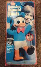 Vintage MIB Dancing Donald Duck Has bro