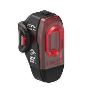 Lezyne KTV Drive Pro Rear Bike Light - 75 Lumen Rechargeable Tail light