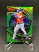2020 Panini Select ALEX BREGMAN Neon Green /99 Premier #180 Houston Astros
