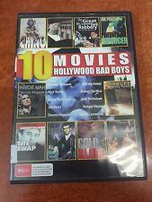 10 Movies Hollywood Bad Boys DVD (23310)