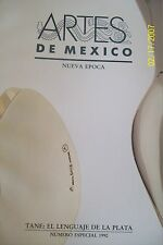MEXICAN SILVER. TANE SILVER. IN ENGLISH. Mexican Art Book