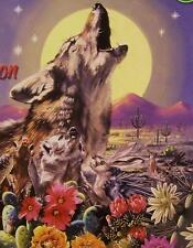 Jigsaw puzzle Animal Wild Coyote Moon 1000 piece NEW
