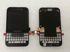 BlackBerry Q5 LCD Screen and Digitizer Assembly With Frame
