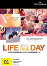 LIFE IN A DAY..REG 4...NEW & SEALED