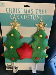 Christmas Tree Vehicle Decor Kit Auto  For Cars Party Costume USA Seller