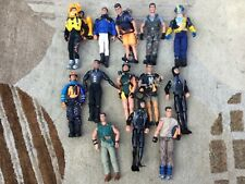 COLLECTION 13 MATTELL ACTION MAN Men DOLLS ACTION FIGURES SOLDIERS JOB LOT WOW