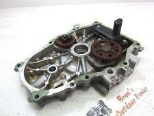 Honda 24HP V-Twin TXA2 GX670 Cylinder crankcase side cover w/ oil pump assembly