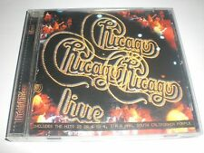UNOFFICIAL CD CHICAGO - CHICAGO LIVE - UK VG+