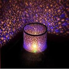 LED Sternenhimmel Projektor lampe projektion sternenlicht nachtlicht baby kinder