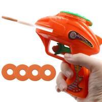 20Pcs Outdoor Flying Saucer EVA Round Bullet Shooting Gun Kids Toy Tool