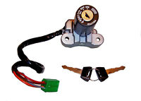 Ignition switch to fit Suzuki GSX600F (1988-1997) 4 wires - new
