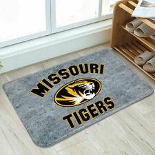 University of Missouri Soft Door Bath Shower Mat and Rug