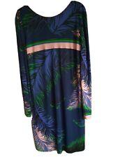 EMILIO PUCCI FIRENZE VESTITO DONNA TG. 40 MADE IN ITALY WOMAN CASUAL DRESS E265