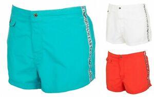 EMPORIO ARMANI men's swimwear boxer shorts or pool beachwear item 211272 4P420