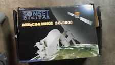 Satellite dish motor -sonset digital DisEQ CH-H motor SG-6000