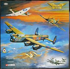 Corgi aviación archivo AA32602 1/72 escala batalla de Gran Bretaña conjunto de vuelo conmemorativo.