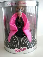 Happy Holiday Barbie en Velours Noir Robe - 1998-Coffret/JAMAIS OUVERT-EX détenu