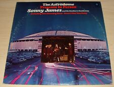 THE ASTRODOME PRESENTS IN PERSON SONNY JAMES ALBUM 1969 CAPITOL RECORDS ST-320