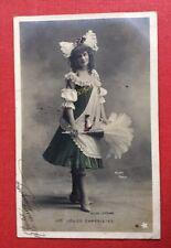 CPA. Alice LEFEVRE. Artiste. Les Jolies Caméristes. Plumeau. Walery. 1905.