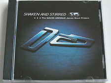 The David Arnold James Bond Project - Shaken & Stirred (CD Album) Used Very Good