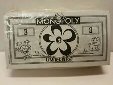 Limited Too Collector's Edition 2008 Monopoly Board Game Replacement Parts Money
