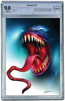 VENOM #25 MAER - ULTIMATE EDITION  *NEW CHARACTER!! Only 150!! 9.8 GUARANTEED!!!