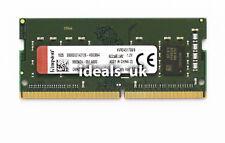 Kingston 8GB DDR4 PC4-19200 2400MHz SODIMM (9905624-051.A00G) Laptop RAM
