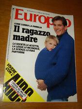 EUROPEO 1987/6=BRIGATE ROSSE=VINCINO=PAUL SIMON=GIANNOLA NONINO=BALESTRINI NANNI