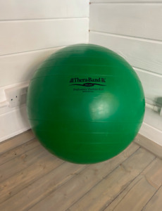 Original Thera-Band Exercise Ball 65 Cm Green / Swiss Ball