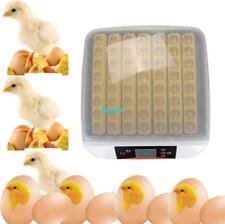 220V 56 incubatrice di uova Automatico di tornitura uovo di pollo uova quaglia
