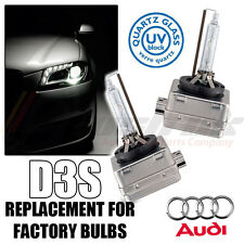 * AUDI A3 S3 8P Sline D3S Factory Xenon HID Headlight Replacement Lamps Bulbs