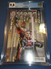 Excalibur #14 Saiz Variant CGC 9.8 NM/M Gorgeous Gem X-men