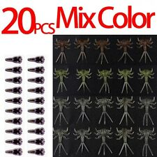 Realistic Mayfly Nymph Fly Tying Material Trout Fly Fishing Fly Insect Bait