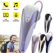 Wireless A2DP Bluetooth Headset Headphone Earphone for Nokia LG Huawei Phones