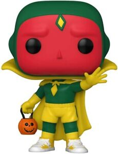 Funko POP Marvel Wanda Vision 716 Vision Halloween