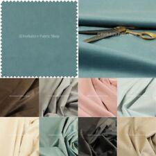 Telas y tejidos de cortinas de terciopelo